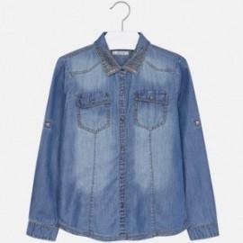Mayoral 7119-5 Bluzka jeans dżety kolor Jeans