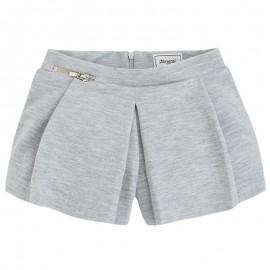 Mayoral 4919-37 Spódnico-spodnie neopren Srebrny