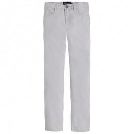 Mayoral 520-20 Spodnie serża z kieszeniami kolor Cement