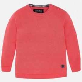 Mayoral 303-64 Sweter bawełna kolor Liczi