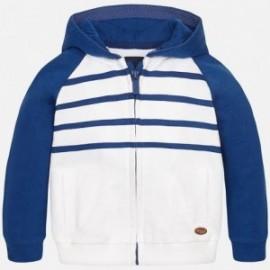 Mayoral 1435-55 Bluza łączone tkaniny kolor Ocean