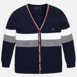 Mayoral 6305-76 Sweterek rozpinany trykot kolor Granatowy