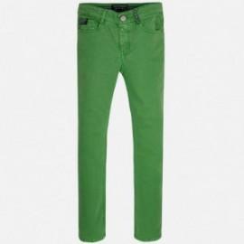 Mayoral 6505-15 Spodnie 5 kieszeni serża kolor Herbata