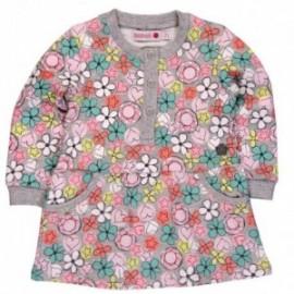 Boboli 204040_9595 Sukienka kolor popiel