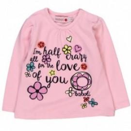 Boboli 204062_3554 bluzka kolor róż