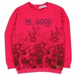 Boboli 424099_3562 bluza kolor czerwony
