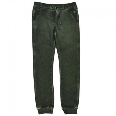 Boboli 444136_4386 spodnie kolor khaki