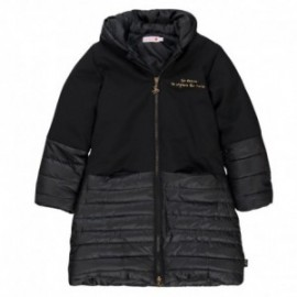 Boboli 474195_890 kurtka kolor czarny