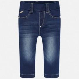 Mayoral 62-40 Leggins jeans basic kolor Ciemny
