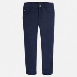 Mayoral 509-16 kalhoty s kapsami barva Navy