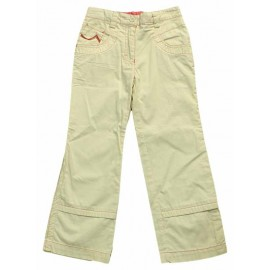 Spodnie HotOil 8400 krem