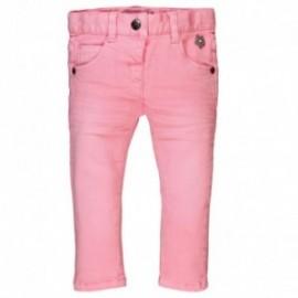 Boboli 294016-3555 spodnie jeans kolor róż