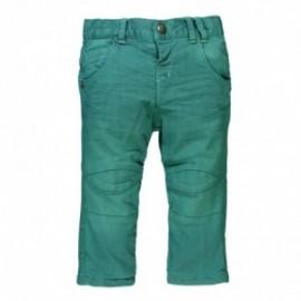 Boboli 334088-4397 Spodnie jeans kolor zielony
