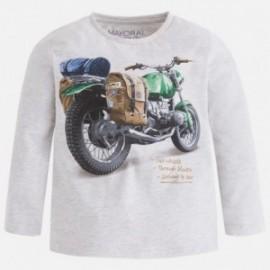 Mayoral 4027-77 Koszulka d/r moto kolor Kamień