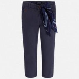 Mayoral 4513-62 Spodnie kolor Grafitowy