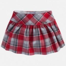 Mayoral 4901-83 Spódnica kratka kolor Czerwony