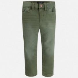 Mayoral 4517-19 Spodnie soft kolor Bambus
