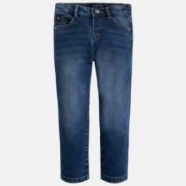 Mayoral 4505-43 Spodnie jeans kolor Ciemny