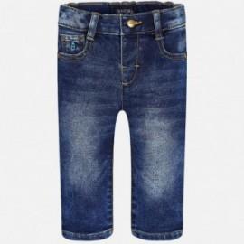 Mayoral 2553-67 Spodnie jeans kolor Ciemny