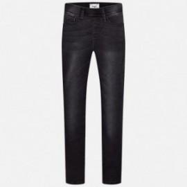 Mayoral 82-93 Leggins jeans basic kolor Czarny
