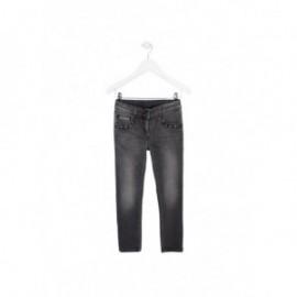 Losan 724-6034AB-793 spodnie jeans kolor szary
