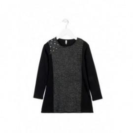 Losan 724-7790AB-063 sukienka kolor czarny