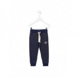 Losan 725-6025AC-709 spodnie dresowe kolor granat