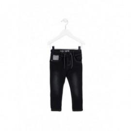Losan 725-6031AC-793 spodnie jeans kolor czarny
