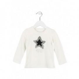 Losan 726-1001AD-002 bluzka długi rękaw kolor krem