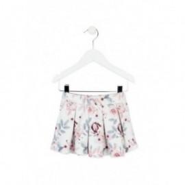 Losan 726-7796AD-718 spódnica kolor krem/róż
