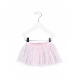 Losan 728-7021AD-088 spódnica tiul kolor róż