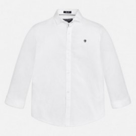 Mayoral 874-42 Koszula d/r basic kolor Biały