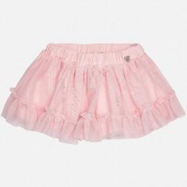 Mayoral 2905-86 Spódnica tiul kolor Różowy