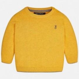 Mayoral 309-74 Sweter bawełna kolor Kurkuma