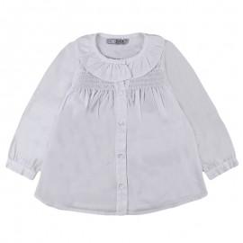 Dr.Kid DK320/O17 bluzka długi rękaw kolor biały