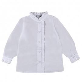 Dr.Kid DK390/O17 bluzka długi rękaw kolor biały