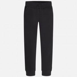 Mayoral 705-30 Długie spodnie basic kolor Czarny