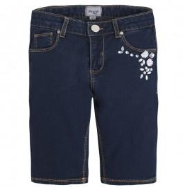 Mayoral 6210-5 Spodnie rower jeans kolor Jeans