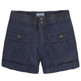 Mayoral 6256-5 Bermudy jeans kieszkonki kolor Jeans
