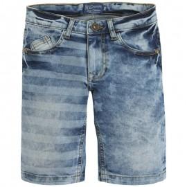 Mayoral 6230-14 Bermudy jeans kolor Niebieski