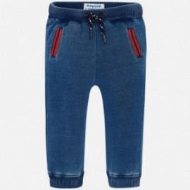 Mayoral 1550-5 Spodnie chłopięce kolor niebieski