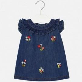 Mayoral 1946-5 Sukienka dziewczęca kolor Jeans