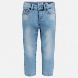 Mayoral 3534-90 Spodnie chłopięce kolor Jasny niebieski