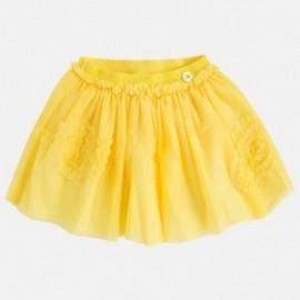 Mayoral 3902-38 Spódnica dziewczęca kolor Żółty