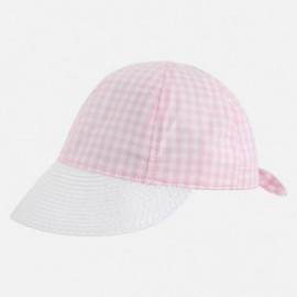Mayoral 10404-46 Czapka dziewczęca kolor Różowy