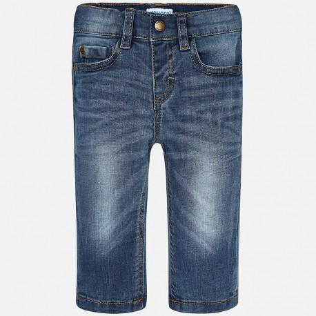 Mayoral 36-15 Spodnie jeans regular fit kolor Basic