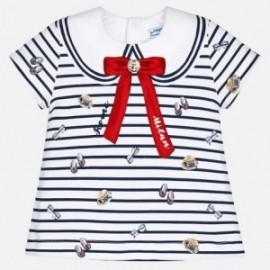 Mayoral 1024-62 Koszulka krótki rękaw kolor Granatowy