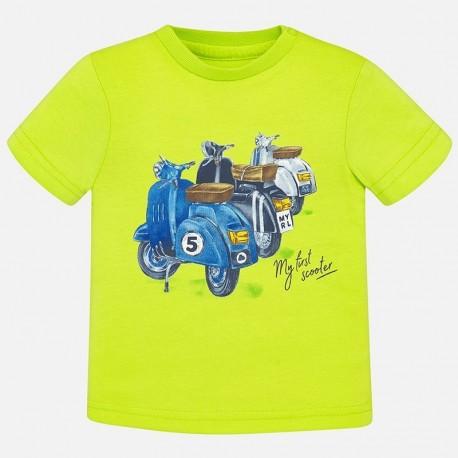 Mayoral 1038-13 Koszulka chłopięca kolor Brokuł
