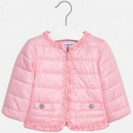 Mayoral 1436-64 Kurtka dla dziewczynki Wiatrówka kolor Różowy