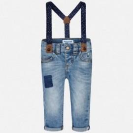 Mayoral 1546-31 Spodnie chłopięce kolor Jasny